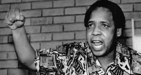 Chris Hani - Photo Credit: SABC